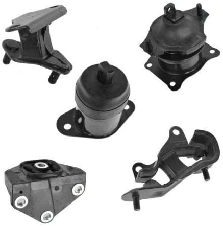 JENCH Engine Transmission Mount Kit Popular brand Set Factory outlet with H 5 of Compatible
