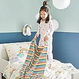 s.Oliver Manta para bebé (075 x 100 cm), diseño de rayas, multicolor