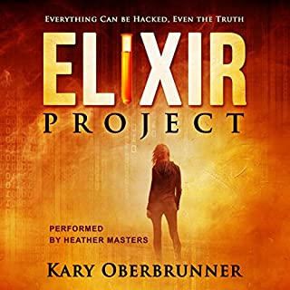 Elixir Project audiobook cover art