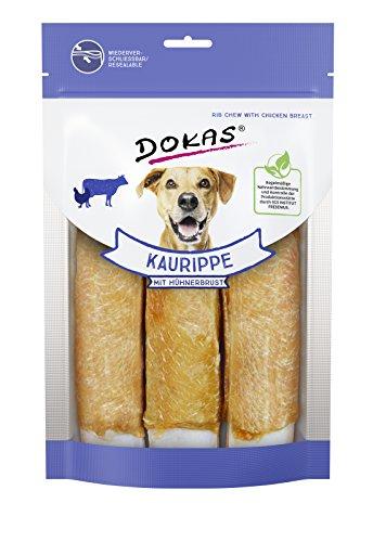 DOKAS Aperitivo para Masticar Cereales, Ideal para Perros Grandes.
