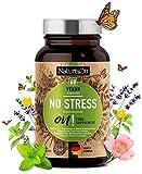 NatureOn Anti Stress und Angstabbau Nahrungsergänzungsmittel Beruhigungsmittel Gotu Kola...
