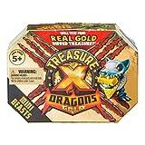 TREASURE X- Dragons Gold Mini Bestia Pack Estilos variados, Multicolor (Moose LTD 41512) , color/modelo surtido