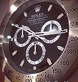 Fir Rolex Daytona Soggiorno Orologio da Parete Camera