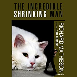 The Incredible Shrinking Man Titelbild