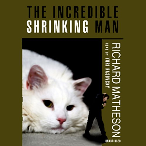 The Incredible Shrinking Man audiobook cover art