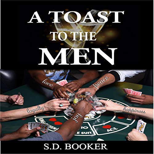 A Toast to the Men audiobook cover art