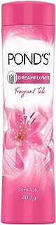 POND'S Dreamflower Fragrant Talcum Powder, Pink Lily, 400 g