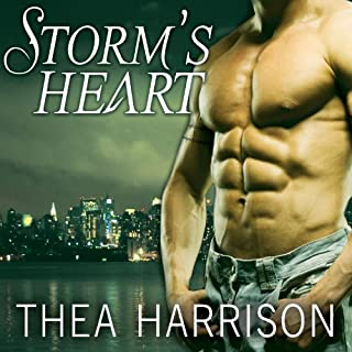 Storm's Heart     Elder Races Series #2              By:                                                                                                                                 Thea Harrison                               Narrated by:                                                                                                                                 Sophie Eastlake                      Length: 13 hrs and 1 min     3,134 ratings     Overall 4.4