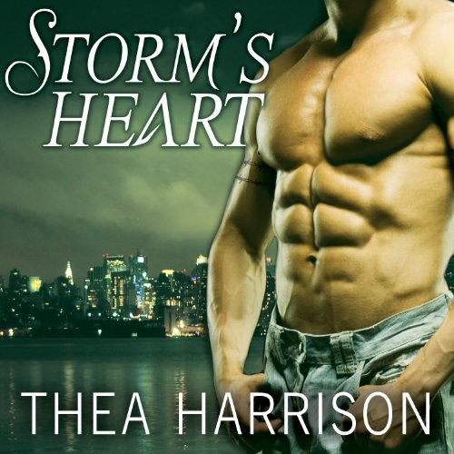 Storm's Heart audiobook cover art