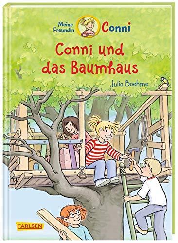 Conni-Erzählbände 35: Conni und das Baumhaus: Ein tolles Kinderbuch-Abenteuer ab 7 mit vielen Illustrationen (35)
