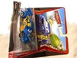 Disney Pixar Cars 2 Ultimate Super Chase Flash Jan Nilsson - Limited Edition: 4000