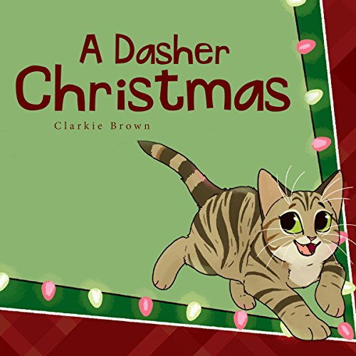 A Dasher Christmas audiobook cover art