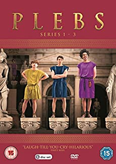 Plebs - Series 1 - 3