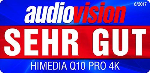 Himedia Q10 Pro 4K (Ultra HD) & 3D Android TV Box