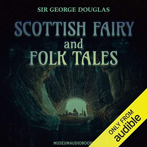 『Scottish Fairy and Folk Tales』のカバーアート