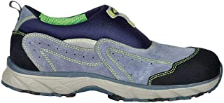 Cofra JV042-000.W45 New Sky S1 P SRC Chaussures de sécurité Taille 45 Bleu