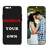 Naispanda Coque pour Huawei P10 Plus,Coque Personnalisée avec Votre Photo Coque TPU pour Huawei P10...