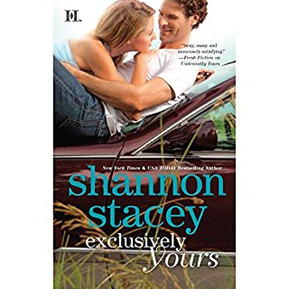 Exclusively Yours audiobook cover art