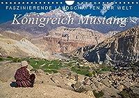 Faszinierende Landschaften der Welt: Koenigreich Mustang (Wandkalender 2022 DIN A4 quer): Einzigartige Bilder vom farbenpraechtigen Koenigreich Mustang in Nepal (Monatskalender, 14 Seiten )