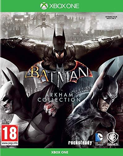 BATMAN: Arkham Xbox One Game Collection