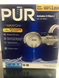 PUR Faucet Maxion Technology + 2 filters