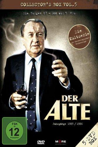 Der Alte - Collector's Box Vol. 05 (Folgen 87-100) [5 DVDs]