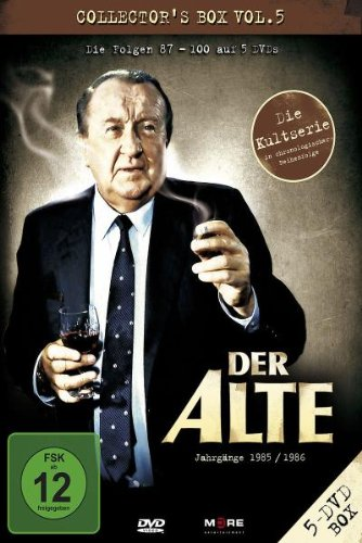 Der Alte - Collector's Box Vol. 05 (Folgen 87-100) [5 DVDs]