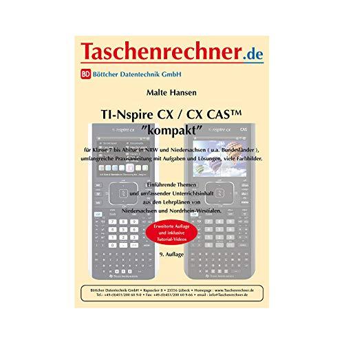 Texas Instruments TI Nspire CX/TI Nspire CX CAS