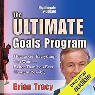 The Ultimate Goals Program cover art