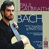 Sonaten und Partiten Arr.F.Gitarre - Paul Galbraith