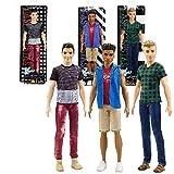 Mattel - Ken Fashionista DWK44, surtidos, Modelo aleatorio