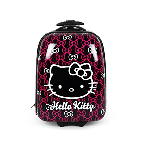 Hello Kitty Suitcase - Black