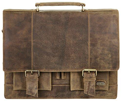 Harolds Porte-documents en cuir ANTIK
