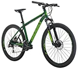 Diamondback Bicycles Overdrive St Mountain Bike, Green, 20'/Large