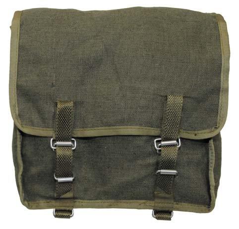 POL. BROTBEUTEL Kampftasche Militär Armee Tasche Brottasche Army Kigatasche oliv