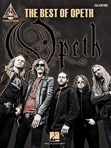 The Best of Opeth: 2nd Edition (Guitar Recorded Versions)