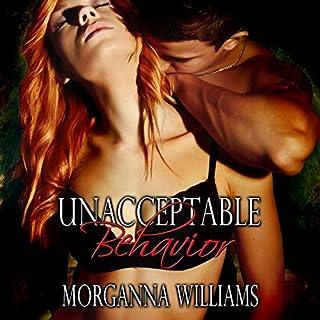 Unacceptable Behavior audiobook cover art