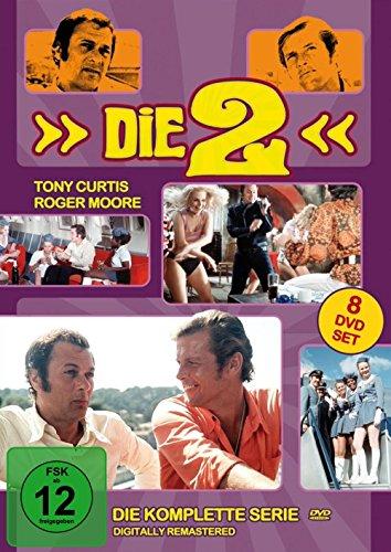 Die Zwei - Komplette Serie [8 DVDs]