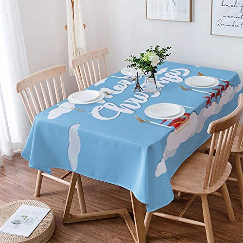 Kitchen Max 53% OFF Cotton Linen Tablecloth Table 52