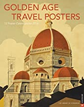 Golden Age Travel Posters 2016 Boxed Posters Calendar by Library of Congress (2015-07-21)