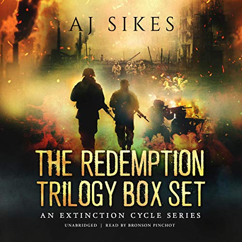 The Redemption Trilogy Box Set: Emergence, Penance, Resurgence Audiobook By AJ Sikes cover art