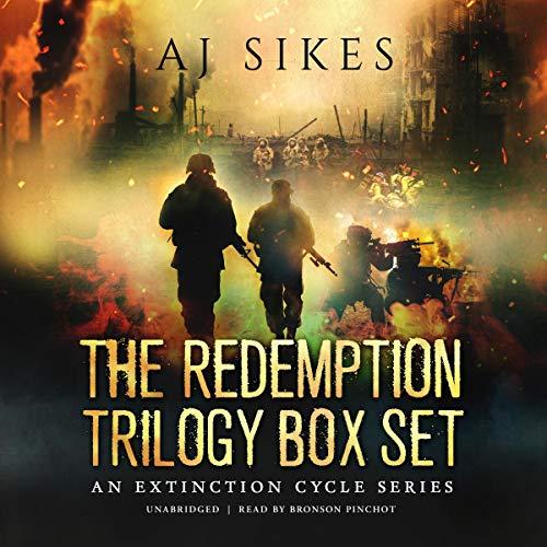 The Redemption Trilogy Box Set: Emergence, Penance, Resurgence: The Redemption Trilogy, Books 1-3