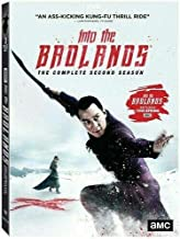 Into the Badlands The Complete Second Season 2 (DVD, 2018, 3-Disc Set)