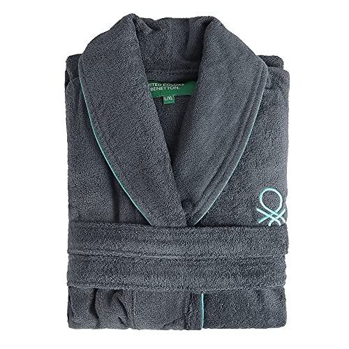 CityComfort Señoras Robe Terry Toweling algodón Bata Albornoz Mujer (L,