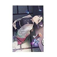 鬼滅の刃木製パズル 「きめつのやいば」萌えグッズ 鬼殺隊 無限列車編 パズルのピース 500ピース 子供 初心者向 け 人気のアニメ·漫画 ギフト プレゼント