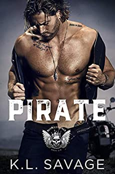 Pirate (Ruthless Kings MC Book 6) by [K.L. Savage, Wander Aguiar ]