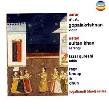 Parur M.S. Gopalakrishnan - Ustad Sultan Khan