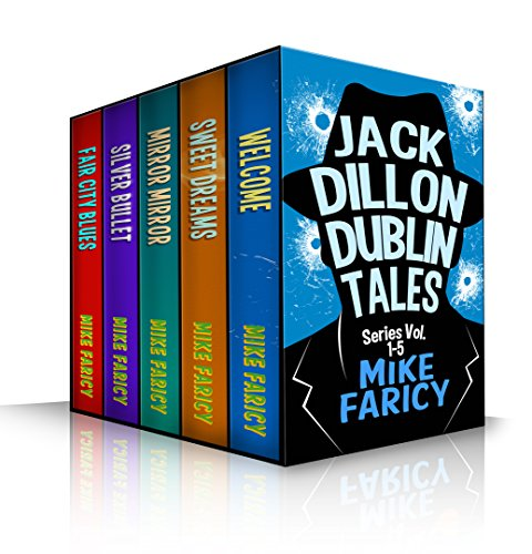 Jack Dillon Dublin Tales, Volumes 1-5 (English Edition)