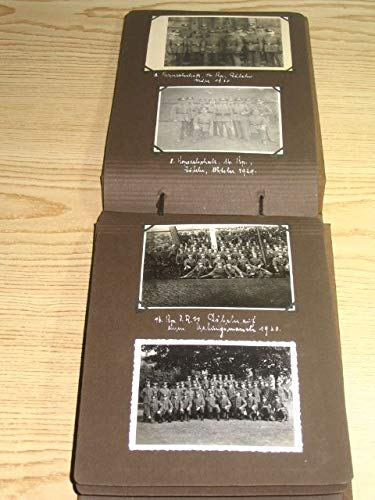 Privates Fotoalbum Deutsches Reich um 1926 - 1933