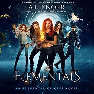The Elementals cover art